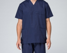 Free-Shipping-OEM-scrub-sets-hospital-uniform-medical-clothing-blue-scrub-suit-hot-sale