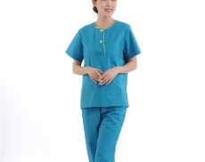 New-Women-Medical-Scrub-Sets-Nurse-font-b-Hospital-b-font-font-b-Uniforms-b-font